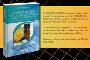 Convite Homeopatia