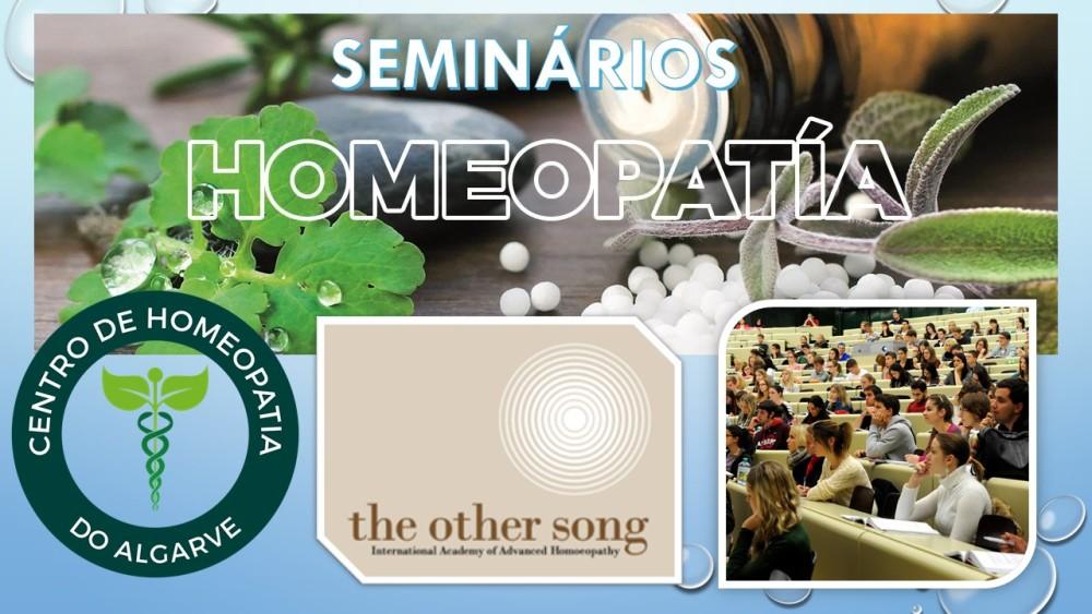 Seminários Homeopatia