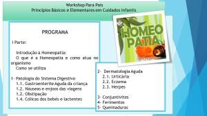 homeop.pediátrica